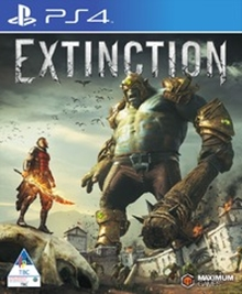 5016488130745 - Extinction - PS4
