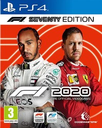 4020628721961 - F1 2020 - Seventy / Day 1 Edition - PS4