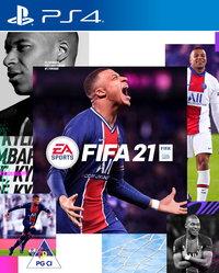 5030940124455 - FIFA 21 - PS4