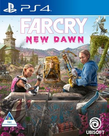 3307216096672 - Far Cry New Dawn - PS4