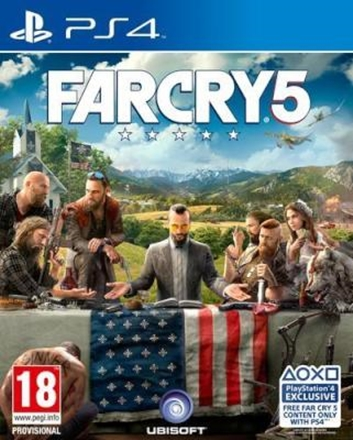 3307216023197 - Far Cry 5 - PS4