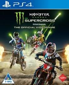 8059617107246 - Monster Energy Supercross - PS4