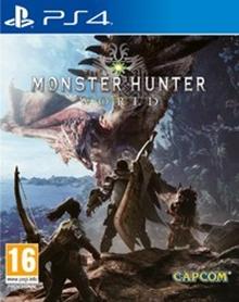 5055060945704 - Monster Hunter World - PS4
