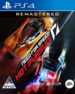 5030936124056 - Need for Speed: Hot Pursuit Remastered - PS4