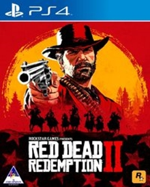 5026555423052 - Red Dead Redemption 2 - PS4