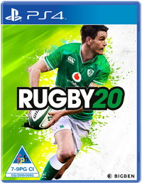 3499550378061 - Rugby 20 - PS4