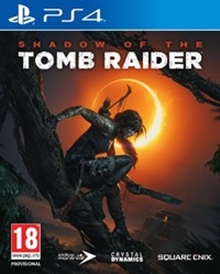 5021290080898 - Shadow of the Tomb Raider - PS4