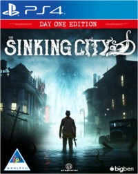 3499550377118 - Sinking City - PS4