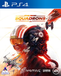 5030932124081 - Star Wars - Squadrons - PS4