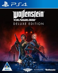 5055856425083 - Wolfenstein Youngblood - PS4
