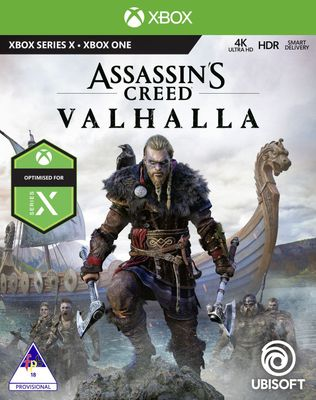 3307216168065 - Assassin's Creed: Valhalla - Xbox One