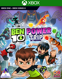 5060528033473 - Ben 10 - Power Trip - Xbox One