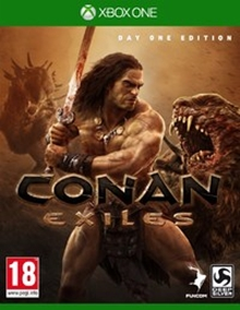 4020628772895 - Conan Exiles - Day 1 Edition - Xbox One