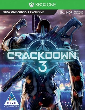 889842224078 - Crackdown 3 - Xbox One
