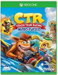 5030917269646 - Crash Team Racing Nitro Fueled - Xbox One
