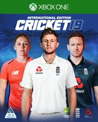 9352522000268 - Cricket 2019 International Edition - Xbox One