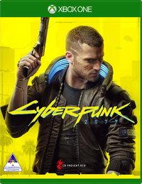 5902367640545 - Cyberpunk 2077 - Xbox One