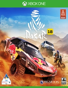 4020628774592 - DAKAR 18 - Xbox One
