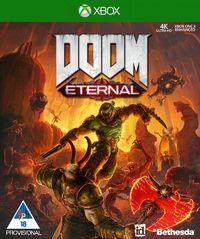 5055856422853 - DOOM Eternal - Xbox One