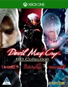 5055060948187 - Devil May Cry - HD Collection - Xbox One