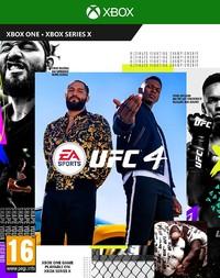 5030940124028 - EA Sports UFC 4 - Xbox One