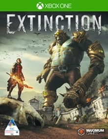 5016488130752 - Extinction - Xbox One