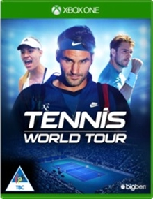 3499550364071 - Tennis World Tour - Xbox One