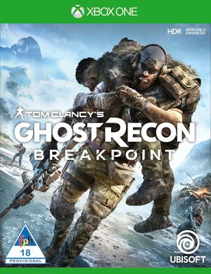 3307216137160 - Tom Clancy's Ghost Recon: Breakpoint - Xbox One
