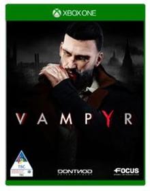 3512899117655 - Vampyr - Xbox One