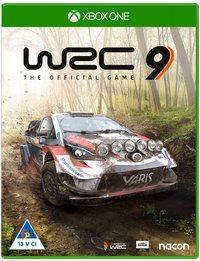 3665962001600 - World Rally Championship 9 - WRC 9 - Xbox One