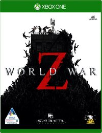 710535418811 - World War Z - Xbox One