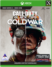 5030917292613 - Call of Duty - Black Ops Cold War - Xbox SX