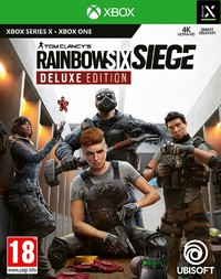 3307216204954 - Rainbow Six: Siege - Deluxe Edition - Xbox Series X