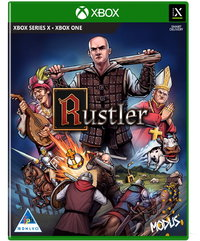 5016488137652 - Rustler - Xbox Series X